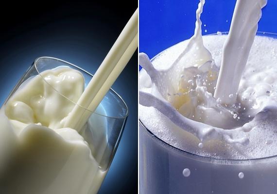 Minden tejterméket, de leginkább a tejet érdemes zsírosról soványra cserélni. Egy kicsit eltér az ízük, de hamar elfelejted a különbséget.