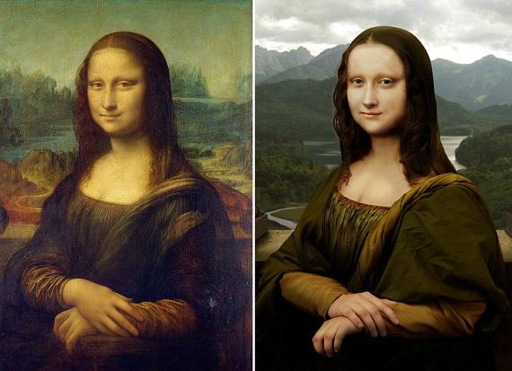 Így nézhetett ki a valóságban Mona Lisa: a lány szebb lehetett, mint amilyennek a festmény mutatja, és az arcán látható halvány mosoly is jobban kivehető, mint Leonardo da Vinci képén.