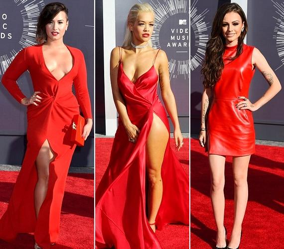 Az est három legtüzesebb ruháját Demi Lovato, Rita Ora és Cher Lloyd viselték. Bár Rita egy kicsit túl sokat mutatott magából, és a viselete közönségesre sikeredett, a teltkarcsú Demin különösen jól mutatott a tőle szokatlanul dögös ruha.