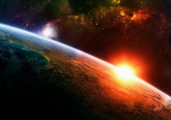 Színkavalkád a sötét űrben. Kattints ide a nagyobb felbontású képért! »