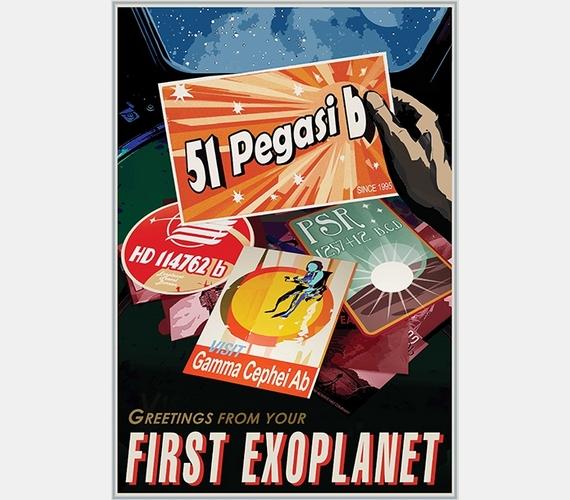 """""""Üdvözletet küldünk az első exobolygódról!"""""""