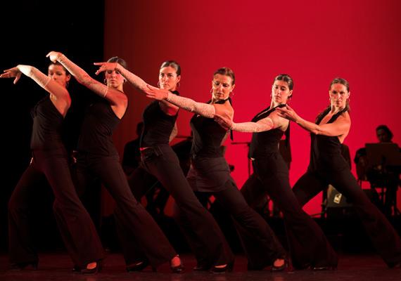 A karma örök. A tánc öröm!