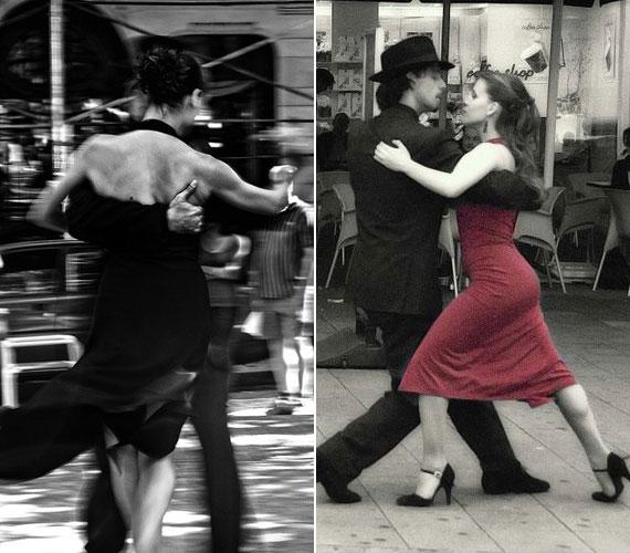 SpanyolországA tangó európai bázisa máig Spanyolország, ahol az összes többi latin tánc is roppant közkedvelt, így Barcelona vagy Madrid utcáit járva te is belefuthatsz egy-egy tangós eseménybe.
