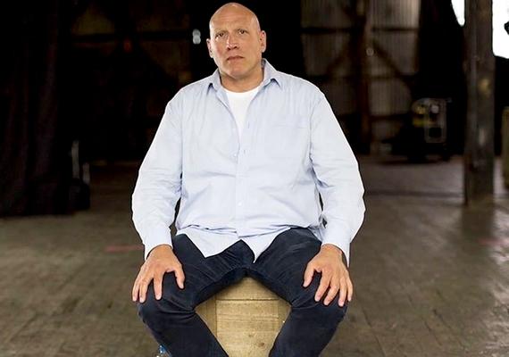 Gyógyulófélben lévő alkoholista - Chris Meredith fotója.