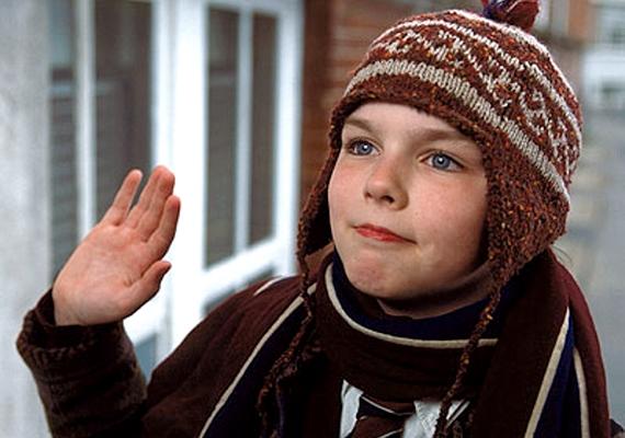 Nicholas még egészen kicsi volt, amikor főszerepet kapott az Egy fiúról című filmben Hugh Grant oldalán.