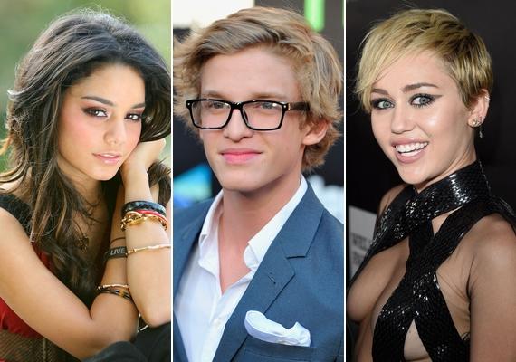 Az idősebb tesók, Vanessa Hudgens, Cody Simpson és Miley Cyrus zenei és színészi karrierjük révén ismertek.