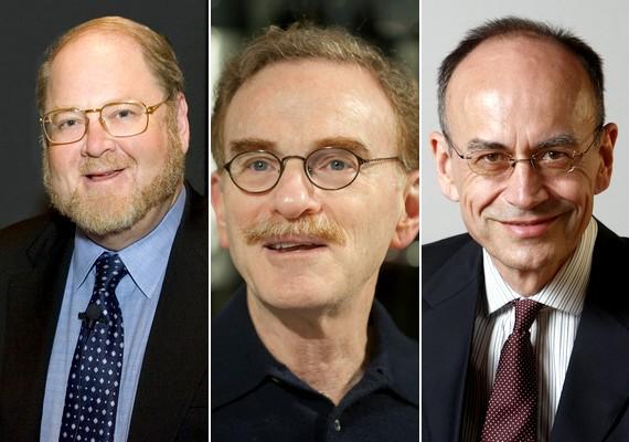 Az amerikai James Rothman és Randy Schekman, valamint a német Thomas Südhof kapta megosztva az orvosi-élettani Nobel-díjat. Az indoklás szerint a vezikuláris transzporttal kapcsolatos kutatásaik hozzájárultak annak megértéséhez, hogy a sejtek által előállított molekulák miként kerülnek a megfelelő helyre a megfelelő időben.