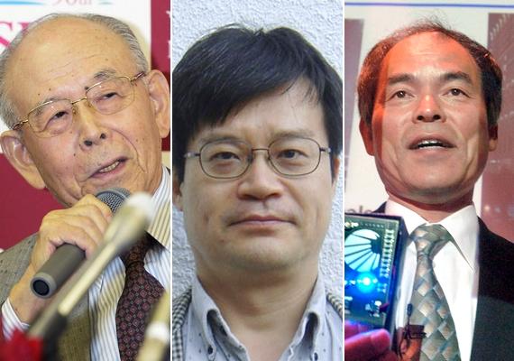 A kékfény-kibocsátó dióda - kék LED - felfedezéséért három japán kutató, Akaszaki Iszamu, Amano Hirosi és Nakamura Sudzsi kapta a fizikai Nobel-díjat. A bizottság indoklása szerint a három tudós 20 évvel ezelőtt felfedezett egy energiatakarékos és környezetbarát fényforrást, amellyel teljesen új módon nyerhető fehér fény.