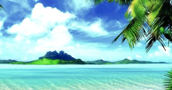 A kék tenger.Kattints ide a nagyobb felbontású képért! »