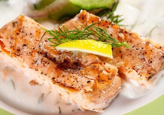 Bár a hal nagyon egészséges, ha zsírban sült, illetve panírozott, akkor bizony hizlal.