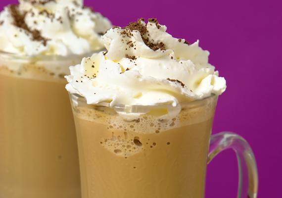 Hasonló a helyzet a jeges kávéval: nagyon finom, de hizlal.