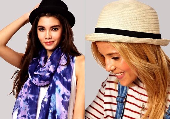 Nemcsak a napszúrástól véd meg, de nagyon stílusossá tesz egy kalap.