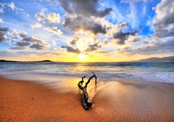 Szép nyári napok romantikus naplementéi: neked is volt benned részed? Kattints ide a nagy felbontású képért! »