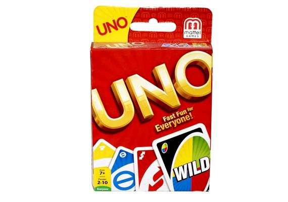 Színre színt, számra számot! Ha már csak egy lap maradt a kezedben, ne felejtsd el bemondani, hogy UNO! Az UNO kártyajáték megvásárolható 1450 forinttól.