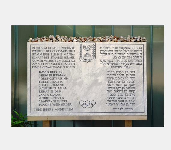 Öt terroristán kívül életét veszti 11 izraeli sportoló, egy német rendőr és egy helikopterpilóta.