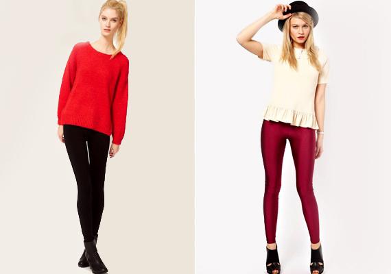 A leggings nem helyettesíti a nadrágot, ezt alaposan vésd a fejedbe! Ha olyan pólót veszel fel hozzá, ami nem takarja a fenekedet, az olyan, mintha csak harisnyát húztál volna fel.