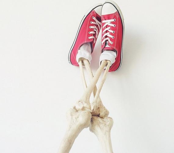 Ha az ember Paramore-t hallgat, ahhoz tornacipőn dukál.