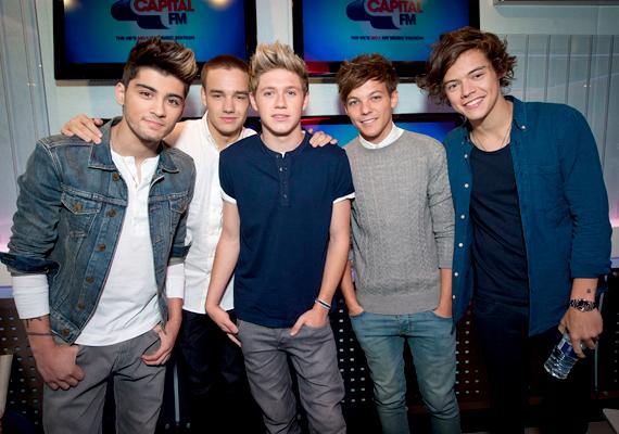 A One Direction együttes egyszer már csinált hasonlót: fogkefét és fogkrémet adtak ki az arcukkal ellátva.