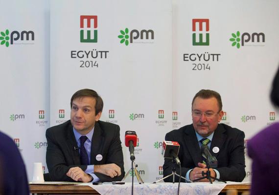 Az Együtt- PM január elején jelentette be, hogy készek újra tárgyalni az MSZP-vel és koalícióra lépni a Demokratikus Koalícióval. Az ellenzék így kénytelen volt realizálni, hogy bármi történik, együtt kell működniük Gyurcsány Ferenccel.