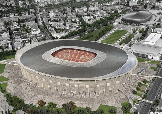 Bemutatták az új Puskás Ferenc Stadion látványterveit, mely úgy tűnik, 90-100 milliárd forintba kerül majd. Cikkünkben arra voltunk kíváncsiak, ki mire költene ennyi pénzt?