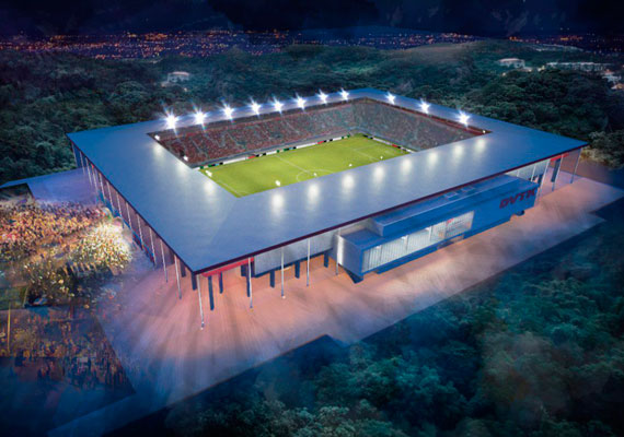 4,5 milliárd forint állami pénzből a Diósgyőr csapata is új stadiont kap hamarosan. Az új aréna 15 ezer nézőt lesz képes befogadni. Miskolc városvezetése 1,5-2 millió forintot ajánlott fel a szegény, elsősorban az úgynevezett miskolci számozott utcákban lakók számára arra az esetre, ha elhagyják mostani lakhelyüket. Az Index.hu helyszíni beszámolója szerint a számozott utcák helyén lenne az új stadion parkolója, az önkormányzat ezért akarhatta kitelepíteni az ott élőket.