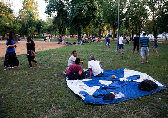 Önkéntesen mehetnek majd be a menekültek azokra a tranzitterületekre, amiket a Fővárosi Önkormányzat fog kialakítani Budapest területén. A három fő pályaudvarnál, a Nyugatinál, a Keletinél és a Délinél alakítják majd ki ezeket a területeket, ahol tisztálkodni is lehet majd. A civilek örültek a bejelentésnek, de csak akkor tartják hasznosnak a tervet, ha nem kényszerítik az elkerített területekre a menekülteket.