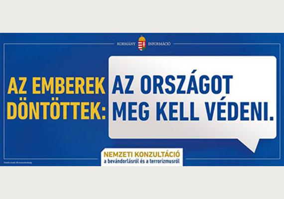 Újabb 381 millió forint közpénzt szán a kormány menekültellenes kampányának folytatására. A pénzt Varga Mihály nemzetgazdasági miniszternek kell előteremtenie. A kormány Facebook-oldalán már meg is jelent egy plakátterv, amit várhatóan ebből a pénzből valósítanak meg.