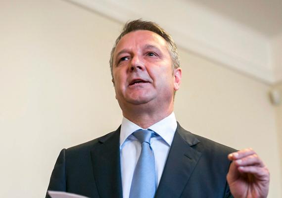 Újbuda volt szocialista polgármestere, Molnár Gyula az ellene hivatali visszaélés miatt indult büntetőper másodfokú tárgyalásán a Fővárosi Ítélőtábla tárgyalótermében 2013. október 30-án. Molnár Gyulát nyolc hónap letöltendő börtönbüntetésre, Lakos Imre volt XI. kerületi szabad demokrata alpolgármestert hat hónap felfüggesztett szabadságvesztésre ítélte a Fővárosi Ítélőtábla másodfokon.