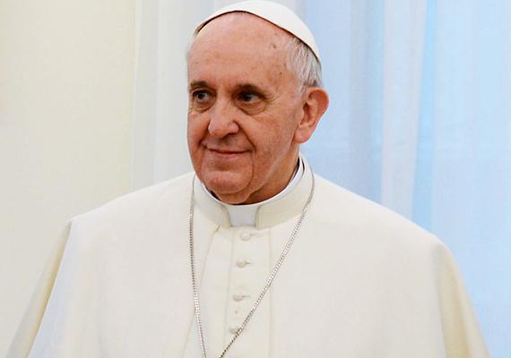 A Time magazin a héten a kilenc hónapja megválasztott Ferenc pápát szavazta meg az év emberének, mert ő volt a legnagyobb hatással az év eseményeire.