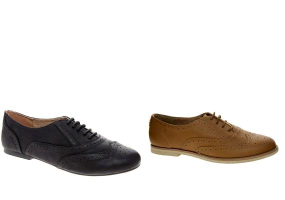 A lyukacsos, díszített bőrcipő az ősz kedvenc darabja lehet. Barna, fekete és szürke az ideális árnyalat.