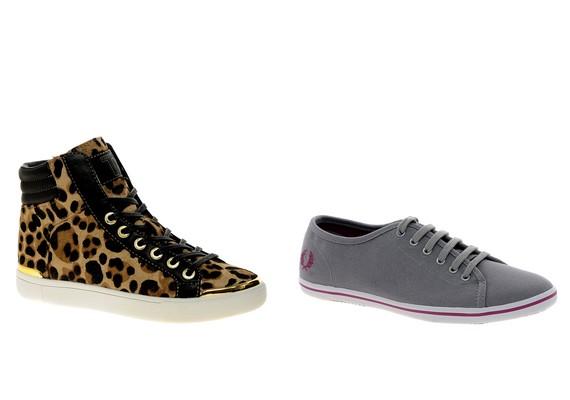 Száraz időben a magas szárú tornacipő és a vászoncipő jó választás lehet.