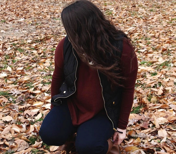 """""""Úgy teszek, mintha ősz lenne, és nem lenne -1°C, de közben befagy a hátsóm."""""""