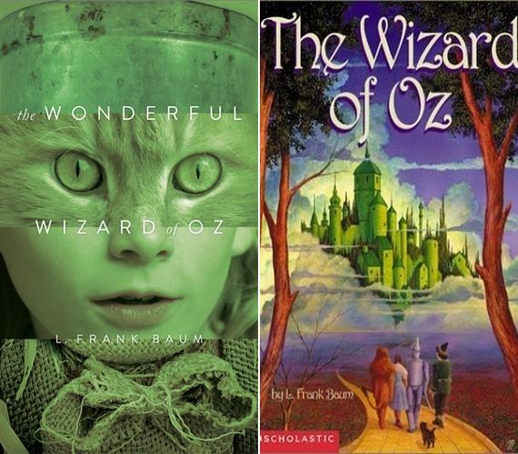 Az Óz, a csodák csodája is sokakat megihletett, volt, aki teljesen új értelmezést adott a szereplőknek, más pedig látványos módon jelenítette meg a történet színhelyét.