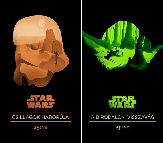 Az Agave kiadó a Facebookon adta hírül a múlt hónapban, hogy a Disney jóváhagyta az összes általuk újratervezett Star Wars-borítót, ráadásul George Lucasnak annyira tetszettek a képek, hogy bekérte mindegyikből a nagy felbontású fájlokat.