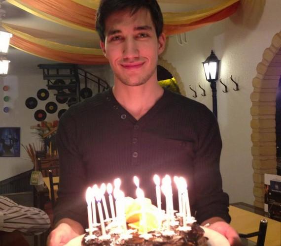Ekkoriban ünnepelte a 22. születésnapját.