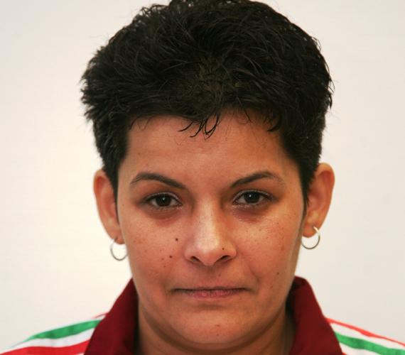 Juhász Veronika, vívás. Legjobb eredményei: vb 2., Európa-bajnok. Versenyszámai Londonban: tőr egyéni, párbajtőr egyéni, párbajtőr csapat.
