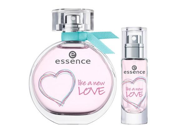 Szintén az Essence-kollekció darabja a virágillatú Like a New Love. Siess, mert a készlet limitált!
