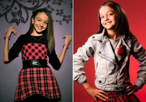 Az angyali hangú kislány sokat változott három év alatt.