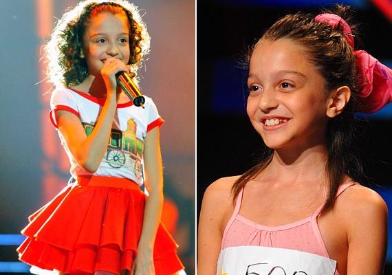 Patai Annát egy tündéri, mosolygós 11 éves kislányként ismerhette meg a közönség.
