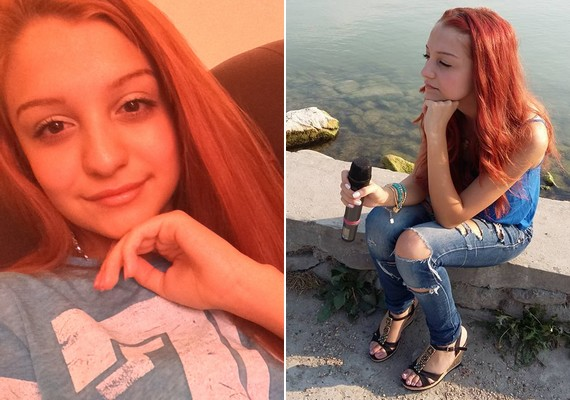 Az énekesnő nemrég még vörös volt, haját fokozatosan világosíttatta a jelenlegi színre. Szerinted melyik áll jobban neki?