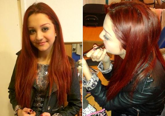 Nemcsak az új hajszínt, de Anna szépségét is dicsérték a rajongók.
