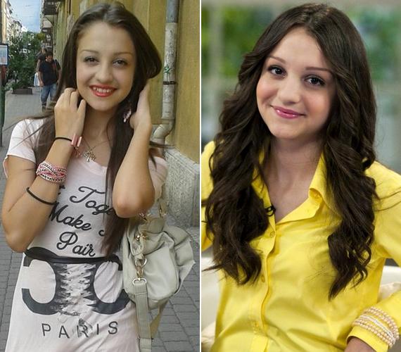 Anna eredeti hajszíne a sötétbarna. Szerinted melyik árnyalat áll neki a legjobban?