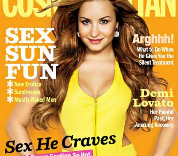 Demi Lovato gyors fogyókúrán esett át, a derekából szó szerint lefaragtak egy darabot.