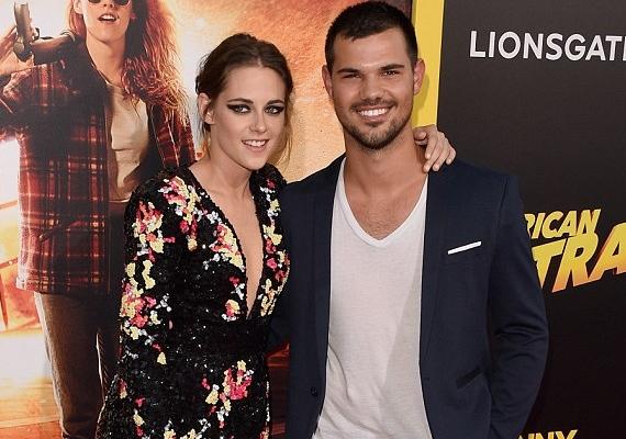 Kristen Stewart a minap Taylor Lautner oldalán jelent meg új filmjének premierjén, és a közönségnek nem kellett több, hogy máris egy bimbózó románcról pletykáljanak. A két jó barát között azonban nem valószínű, hogy több is van, Kristennek ugyanis már van párja.