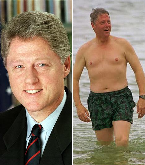 Bill ClintonAz Amerikai Egyesült Államok egykori elnökéről 1993-ban készült ez a kép egy hawaii nyaralás közben.Bill Clinton 1993-tól 2001-ig volt elnök, utódja George W. Bush lett. Később felesége, Hillary Clinton is indult az elnökválasztáson, de nem nyert, Barack Obama győzedelmeskedett felette.
