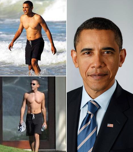 Barack Obama  Az Amerikai Egyesült Államok jelenlegi elnöke, az első fekete elnök.Obamának saját elmondása szerint nagy családja van. Kenyai édesapja oldaláról hét féltestvére van, édesanyja indonéz férjétől pedig egy, akivel együtt nevelkedett.  Kedvenc sportja a kosárlabda, középiskolájában az iskolai csapat tagja is volt.Saját elmondása szerint többször próbált leszokni a dohányzásról. Miután beköltöztek a Fehér Házba, Obama megfogadta, hogy többet már nem fog dohányozni.