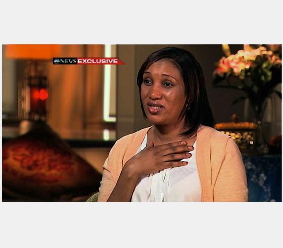 A szobalány, aki miatt Dominique Strauss-Kahnnak kellett távozni. Az IMF-vezér meg akarta erőszakolni, nem jött be.