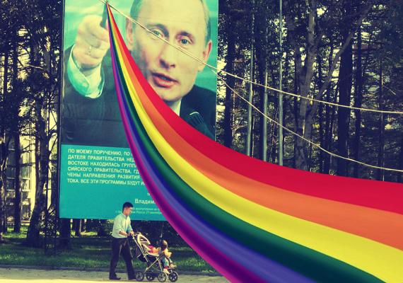 Ha így halad tovább, az orosz propaganda szerves részévé válik aktivitása.