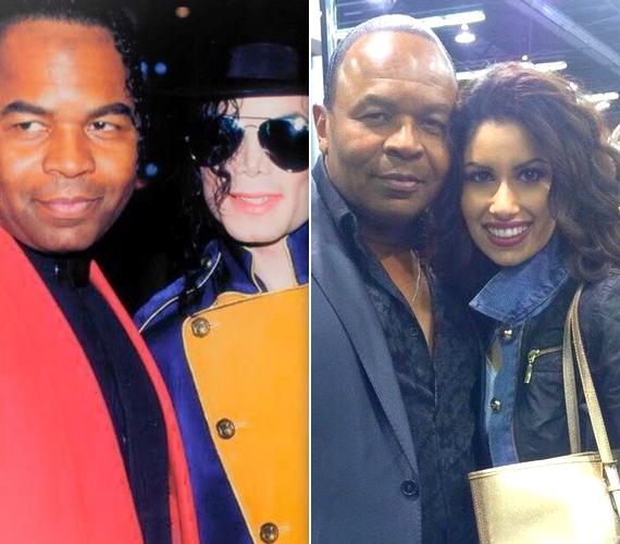 """Michael Jackson dobosávalJohnatan Moffettel!"""
