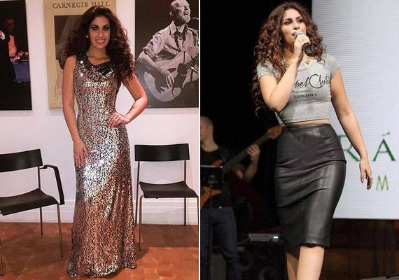 Az énekesnő nemcsak a kiegészítőit, de a fellépőruháit is ügyesen választja meg, remek a stílusérzéke.